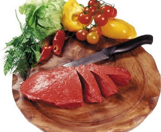продукты для нормализации уровня гемоглобина