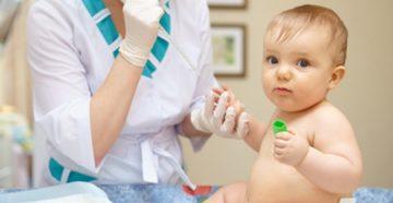низкие тромбоциты у ребенка