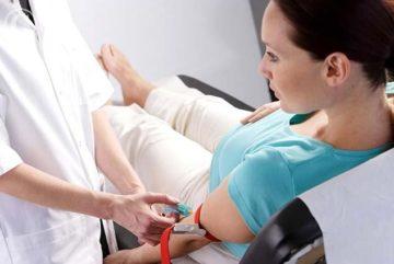Низкий уровень тромбоцитов при беременности