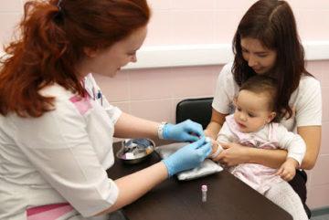 пониженные лейкоциты у ребенка