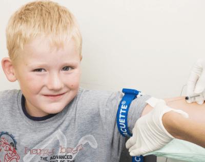 эритроциты у ребенка