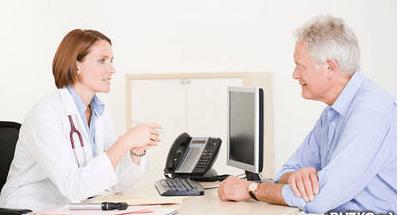 консультации у врача