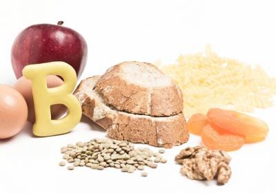 Дефицитом витаминов группы B